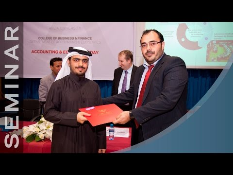 Accounting & Economics Day   Public Finance in Bahrain by Adnan Abdulwahab (3 of 3)
