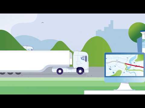 Advanced Fleet Management Solutions - Animation