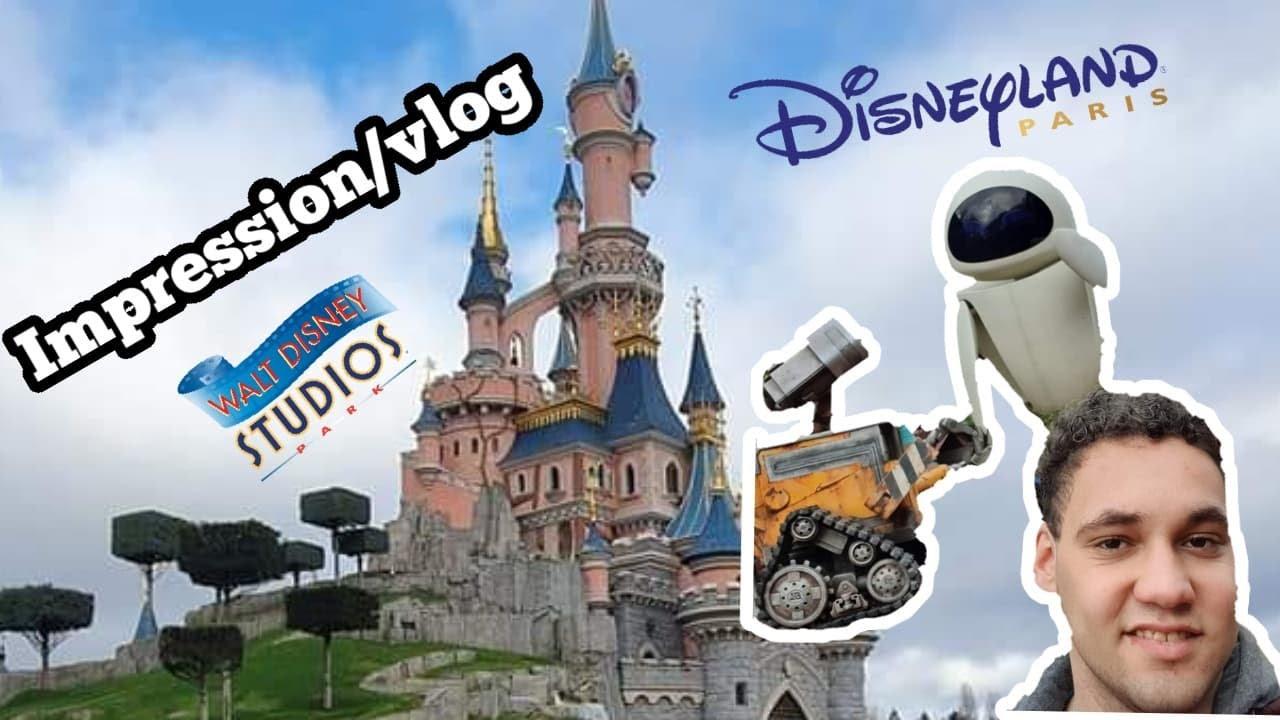 Disneyland Paris Vlog/impression + Face reveal SneakySquid