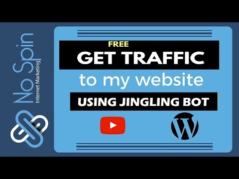 100% working:  How to get free website traffic using auto free website traffic generator software