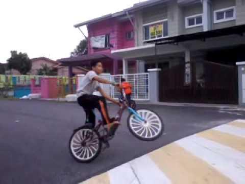 raja pacak basikal