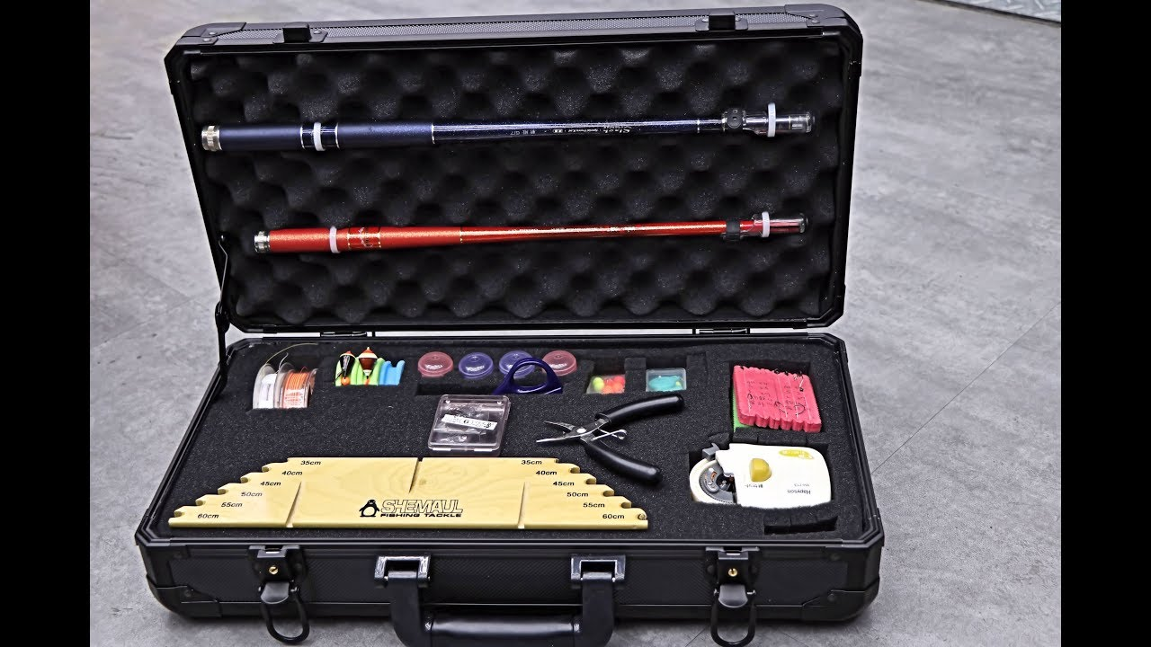 【EJ歐爵】高品質鋁合金框架槍箱.置物箱.工具箱釣蝦用具.生存遊戲瓦斯槍 - YouTube