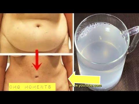 IN JUST 1 WEEK - BURN BELLY FAT LIKE CRAZY | BAKING SODA DRINK