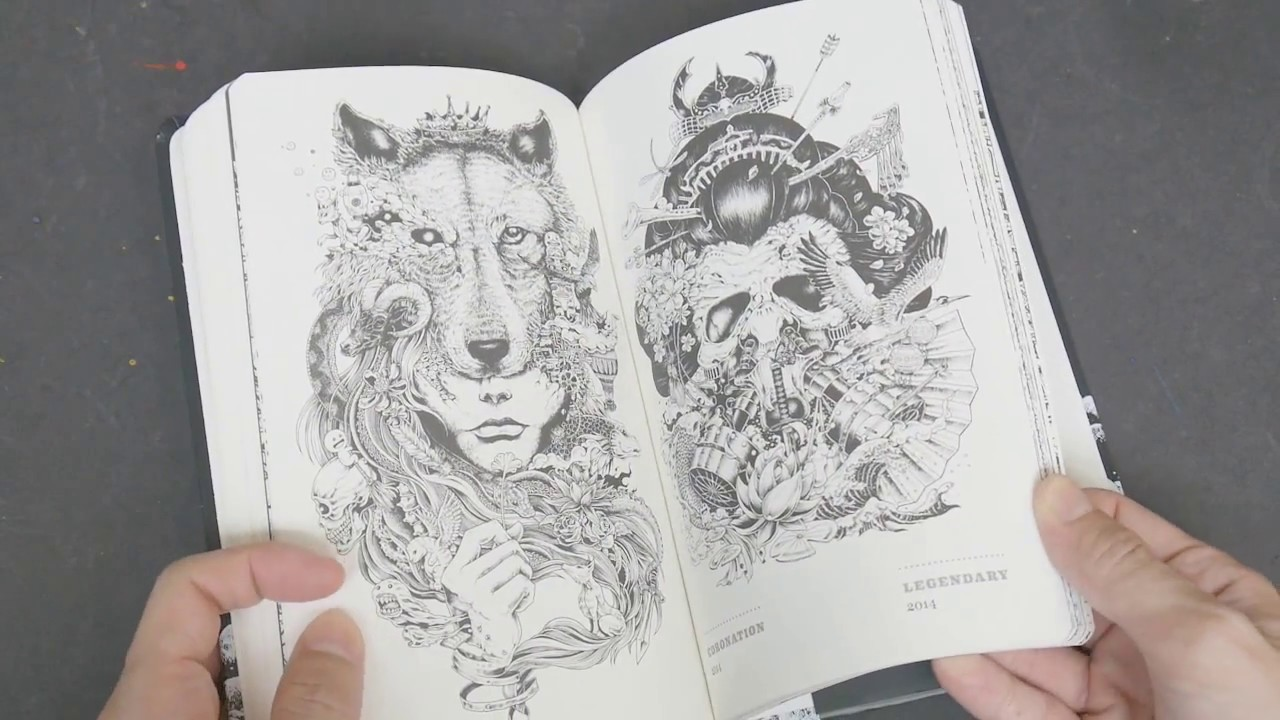 Sketchy Stories The Sketchbook Art Of Kerby Rosanes Youtube