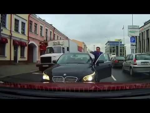 Лучшие авто приколы на дороге 2016, смотреть всем