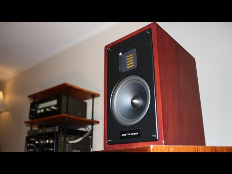 martin-logan-motion-15-audiophile-speakers-|-unboxing-and-sound-demo-|-4k-✅