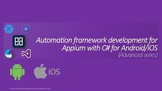 Page Object Model for Appium with C#