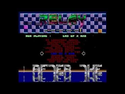 Relay - Bernard Sumner Music Disk 1  -= Amiga 50fps =-