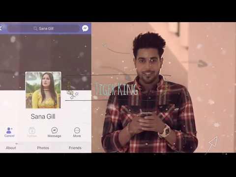 Chad Dene Massege Ne Seen Kar Ke New Song Soniya Guri Parmis Varma Love Status 2018