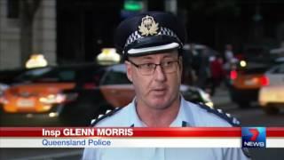 Brisbane CBD Security Scare