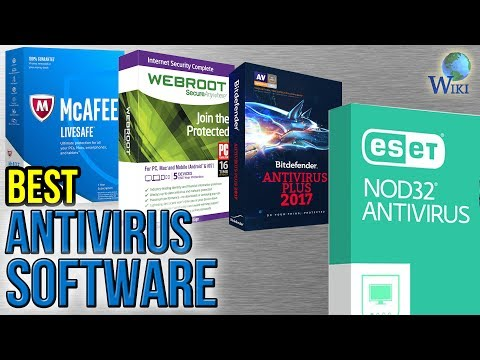 10 Best Antivirus Software 2017