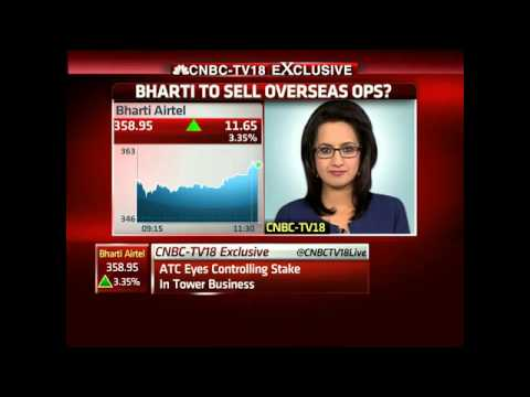 CNBC-TV18 EXCLUSIVE: Bharti Airtel To Sell Overseas Ops?