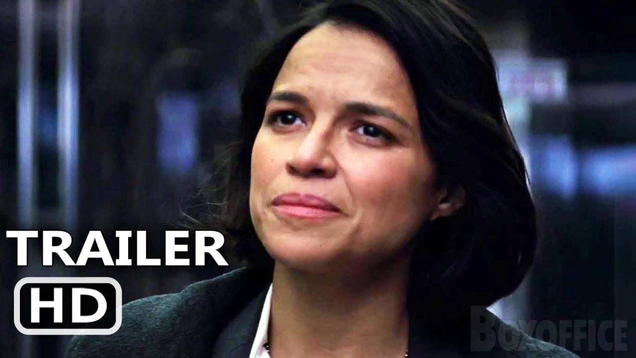 CRISIS Trailer (2021) Michelle Rodriguez, Lily-Rose Depp Thriller Movie