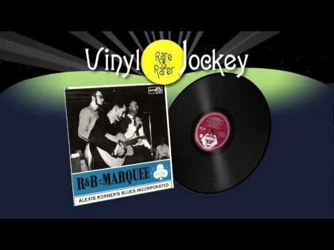 RAIN IS SUCH A LONESOME SOUND - ALEXIS KORNER'S BLUES INC. - TOP RARE VINYL RECORDS