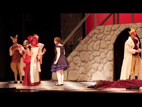 NHS Theatre Presents: Alice In Wonderland