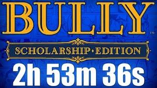 BULLY:SE - Speedrun (2h 53m 36s)