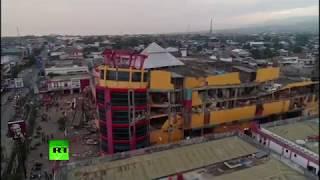 Video Devastation in Indonesia's Palu: Massive earthquake & tsunami left more than 800 dead download MP3, 3GP, MP4, WEBM, AVI, FLV November 2018