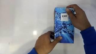 LYF Water 11 unboxing and Smartphone reveiw