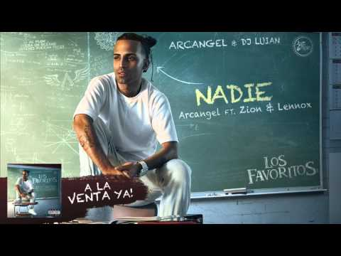 Arcangel Nadie Ft Zion Amp Lennox Official Audio Youtube