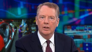 "March is a ""hard deadline"" for trade talks with China, Robert Lighthizer says"