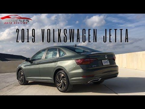 Surprisingly Elegant!---2019 Volkswagen Jetta SEL Premium Review!