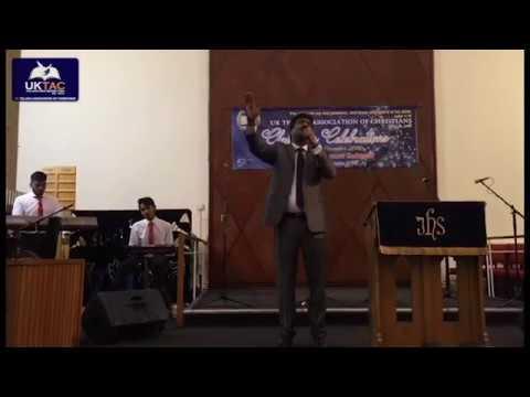 UKTAC December 2016 Christmas Message By Pastor . Peter Samuel , Bethel Ministries ,Hyd.
