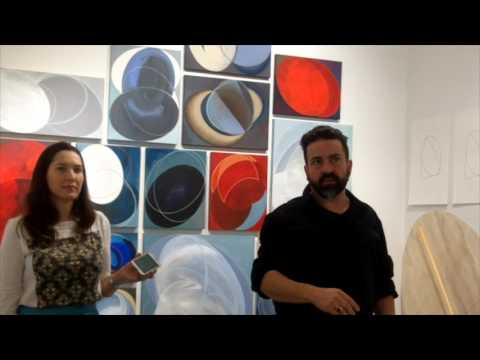 Glen Cunningham Gallery Talk