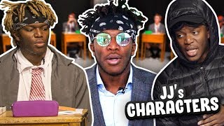 Download BEST OF KSI's CHARACTERS Mp3 and Videos