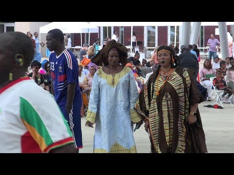 SENEGAL 48 HOURS FESTIVAL ! WASHINGTON A VIBRÈ AU RYTHME DE