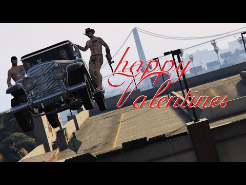 How To Valentine (PS4 Rockstar Editor)