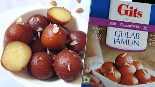 GITS GULAB JAMUN RECIPE | PREMIX GULAB JAMUN | DIWALI SWEET RECIPE | MISS ANNAPURNA