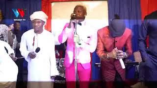 Diamond,Rayvanny,Harmonize na WCB Nzima Waki Perform Live Katika IFTAR Ya HARMONIZE