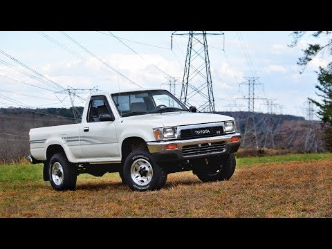 1991 Toyota Pickup | Car Review