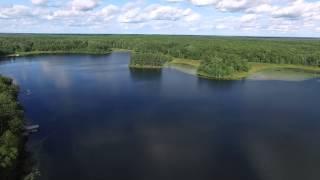 Tamarack Lake Pine County Minnesota
