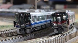 【鉄道模型】運転会 2018年秋【Nゲージ】