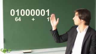 Code Binaire et ASCII - Crackme-Bros - Tutoriel Niveau 1