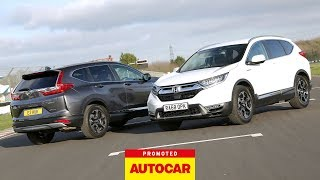 Promoted | Honda CR-V Hybrid: Feel The Difference | Autocar