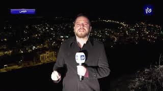 مراسل رؤيا يتقل صورة الاحداث في الاراضي المحتلة - (14-12-2018)
