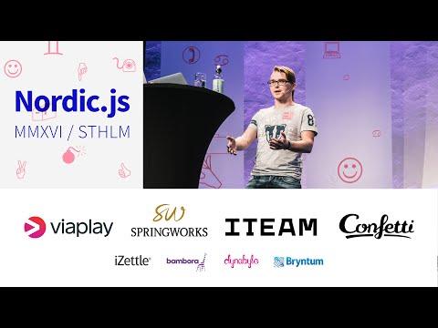 Nordic.js 2016 • Vladimir Starkov - real world fp js • Lightning talk
