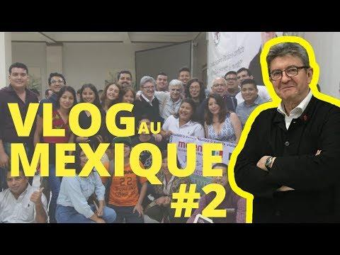 VLOG MEXIQUE #2 : Formation politique de Morena, ethnocide des populations précolombiennes (Xalapa)