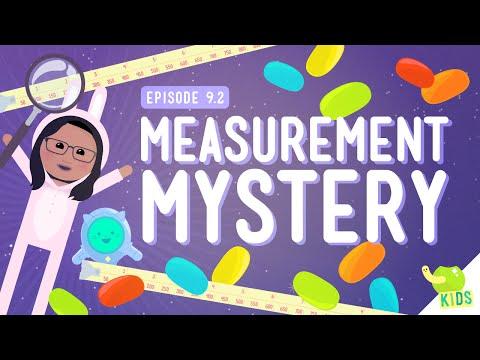 Measurement Mystery: Crash Course Kids #9.2
