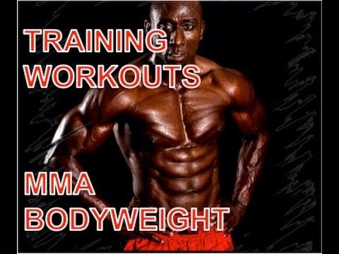 home workout  mma bodyweight  youtube