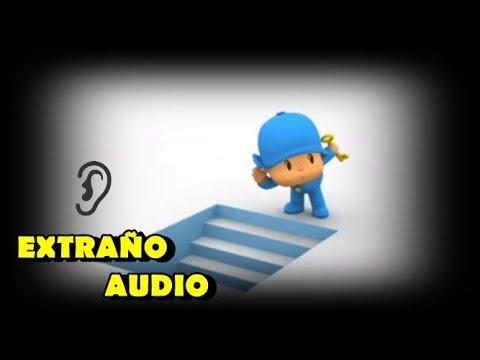 EL RARO AUDIO QUE SE ESCUCHA EN ESTE CAPITULO DE POCOYO… ¿PUEDES ENTENDERLO?.