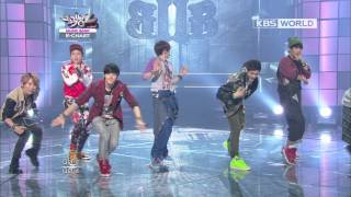 Video [Music Bank K-Chart] BTOB - WOW (2012.09.26) download MP3, 3GP, MP4, WEBM, AVI, FLV Desember 2017