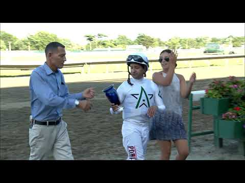 video thumbnail for MONMOUTH PARK 8-10-19 RACE 11