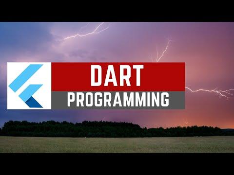 Dart Programming for Beginners | Flutter Tutorial #2 thumbnail