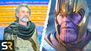 "The Avengers ""Won"" In Endgame, But Not In Their Universe"