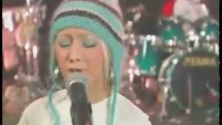 Christina Aguilera -  Impossible Live AOL Sessions 2002