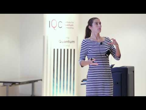 Quantum sensing with NV centres - Ania Jayich