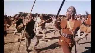 Битва за Рим / Thе Kampf um Rom I, II (1968-1969)_trailer_трейлер